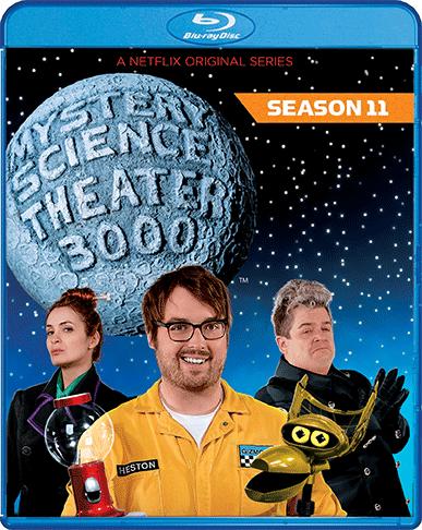 MST3K: Season Eleven product image
