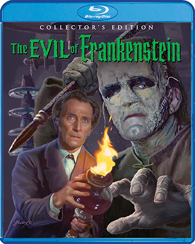 The Evil Of Frankenstein [Collector's Edition] + Exclusive Poster