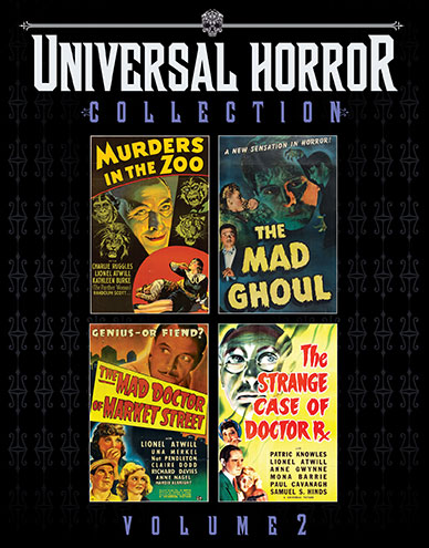 Universal Horror Collection: Vol. 2