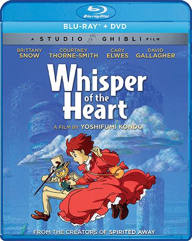 Whisper Of The Heart - Blu-ray/DVD :: Studio Ghibli