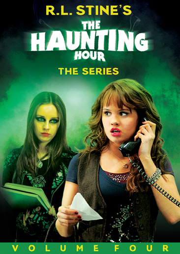 R. L. Stine's The Haunting Hour: Vol. 4