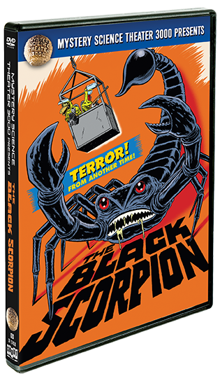 MST3K: The Black Scorpion product image