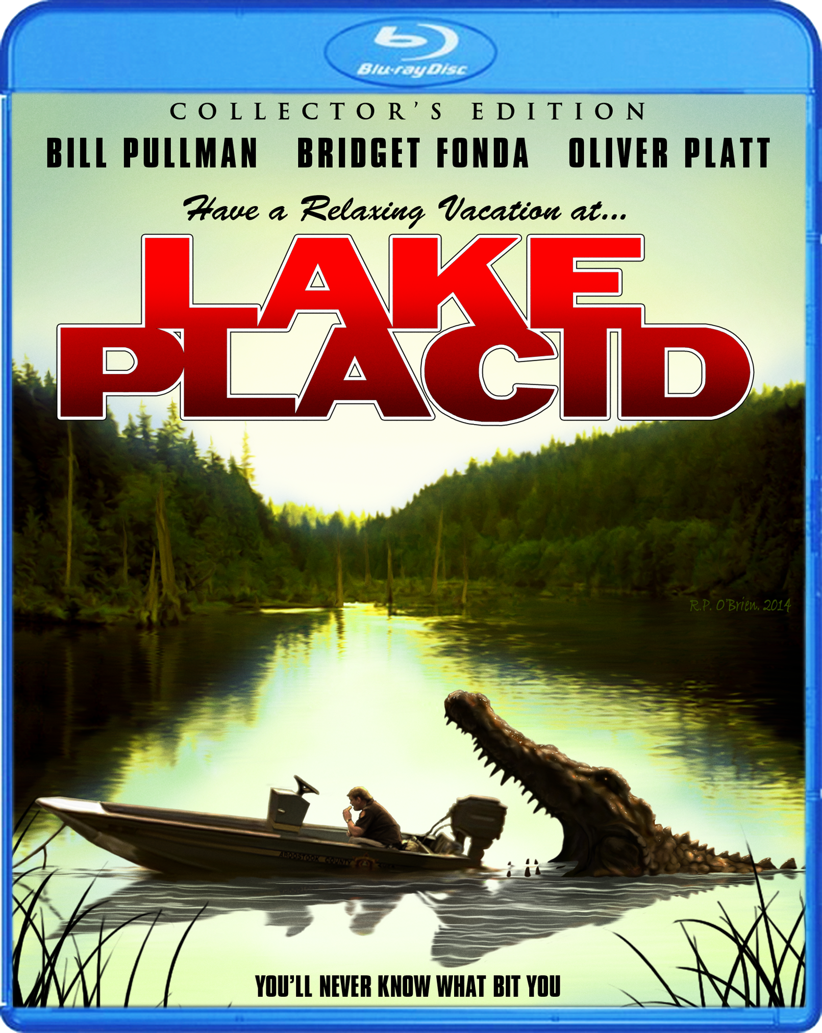 Lake Placid [Collector's Edition] | Shout! Factory