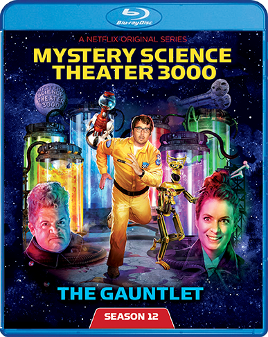 MST3K: Season Twelve - The Gauntlet product image