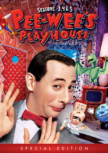 Pee-wee's Playhouse: Seasons Three, Four & Five [Special Edition]