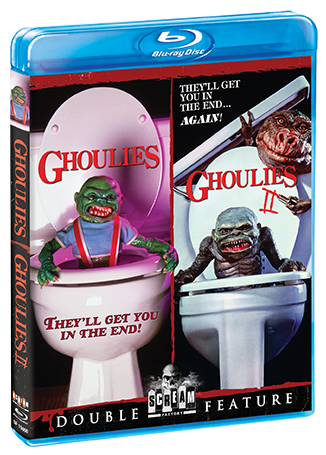 Ghoulies / Ghoulies II [Double Feature] (SOLD OUT)