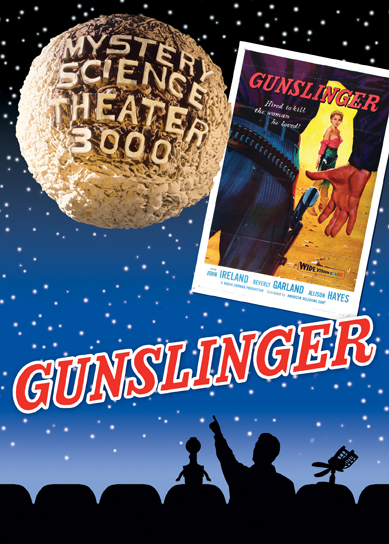 MST3K: Gunslinger product image