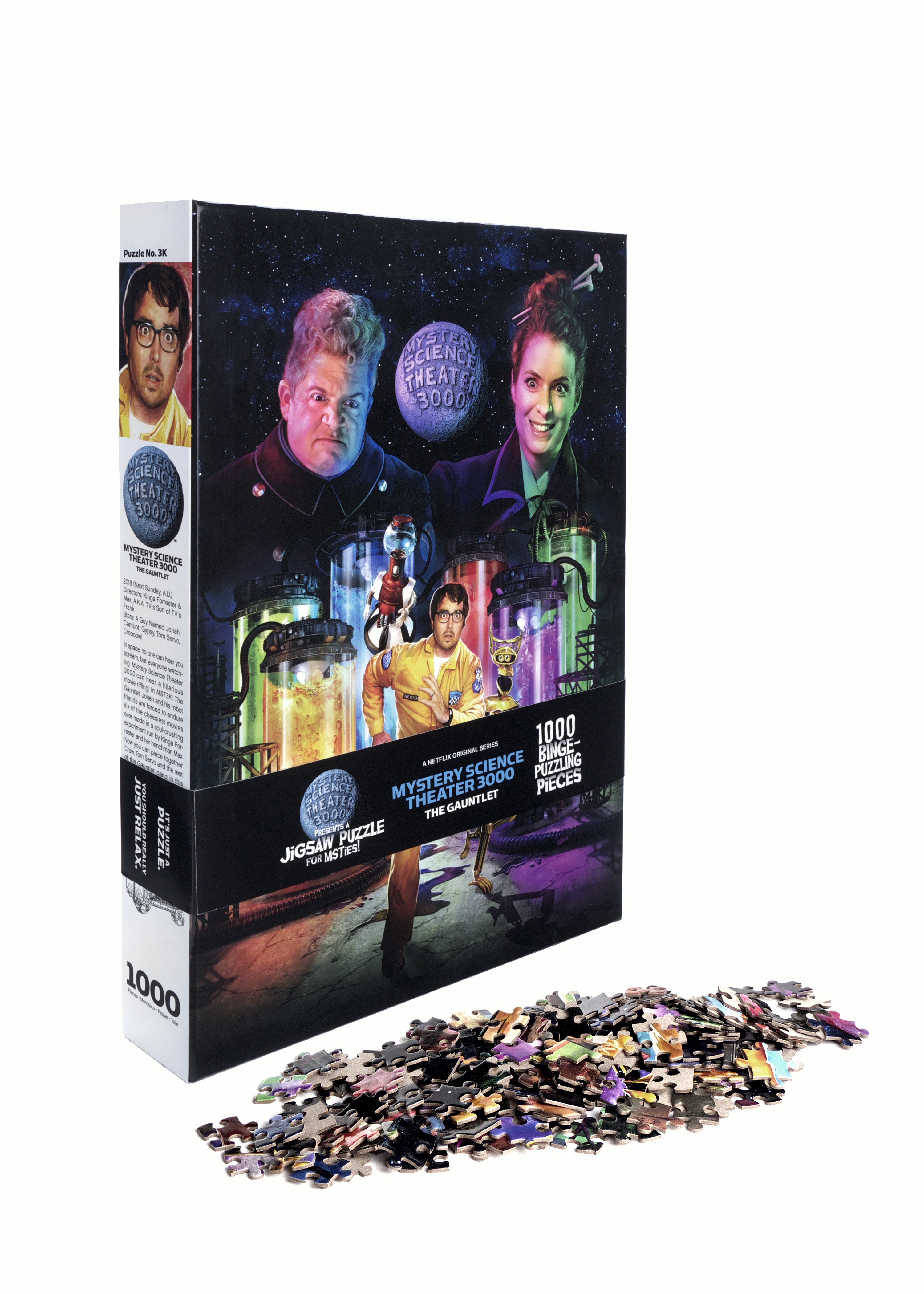 MST3K The Gauntlet Puzzle main image