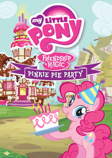 My Little Pony Friendship Is Magic: Pinkie Pie Party