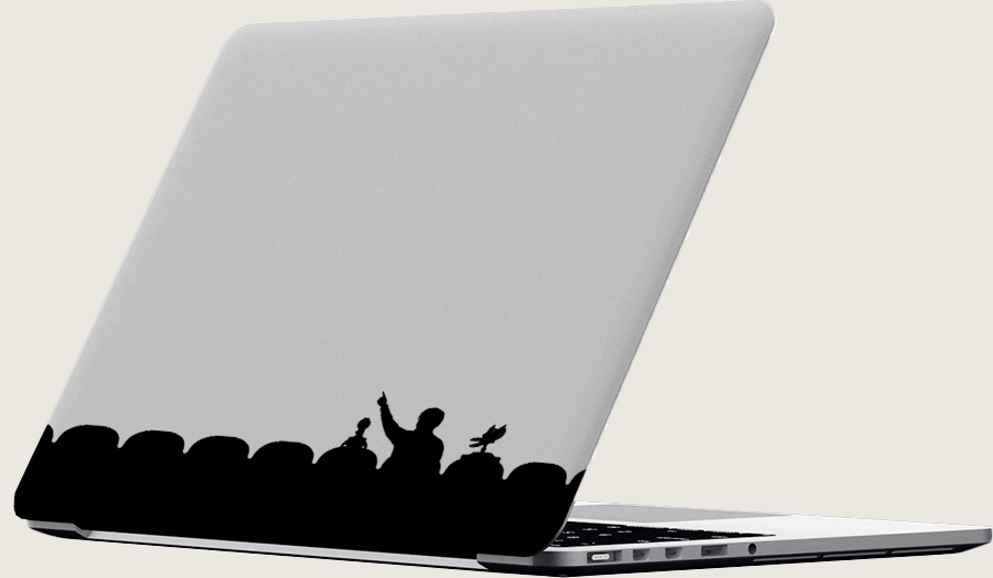 MST3K Silhouette Decal Set main image