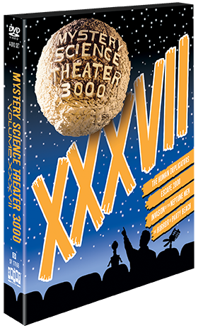 MST3K: Volume XXXVII + Exclusive Bonus Disc product image