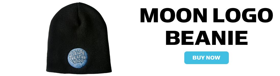 Moon Logo Beanie