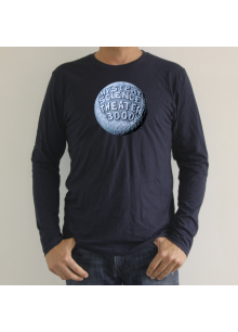 Moon Logo Long Sleeve T-Shirt