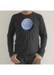 Moon Logo Long Sleeve T-Shirt