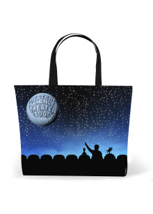 MST3K Silhouette Tote