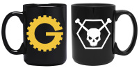 MST3K Gizmonic/Bonehead (15 Ounce Two Coffee Mug Set)