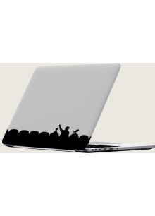 MST3K Silhouette Decal Set