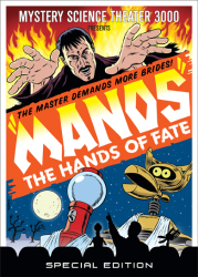 MST3K: Manos: The Hands Of Fate [Special Edition]