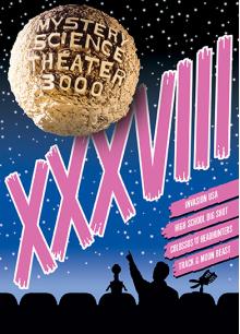 MST3K: Volume XXXVIII + Exclusive Bonus Disc